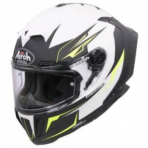 Airoh GP 550 S Venom White Full Face Helmet