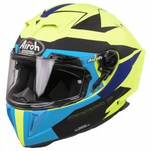 Airoh GP 550 S Vektor Blue Full Face Helmet