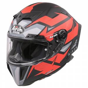 Airoh GP 550 S Wander Red Full Face Helmet