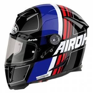 Airoh GP 500 Scrape Black Full Face Helmet