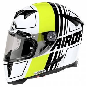 Airoh GP 500 Scrape Yellow Full Face Helmet