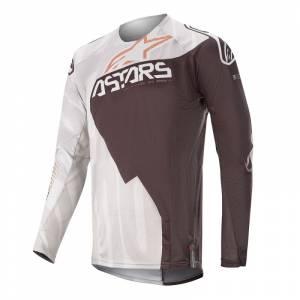 Alpinestars Techstar Factory Metal Black Copper Motocross Jersey