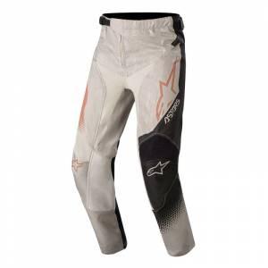 Alpinestars Kids Racer Factory Grey Black Rust Motocross Pants