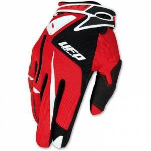 UFO Adult EXUS Gloves Red