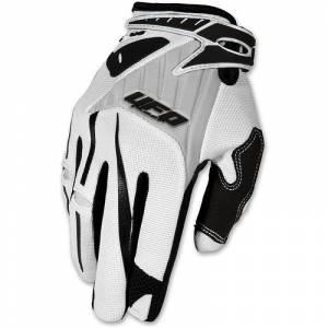 UFO Adult EXUS Gloves White