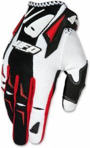 UFO AirBase Red Motocross Gloves