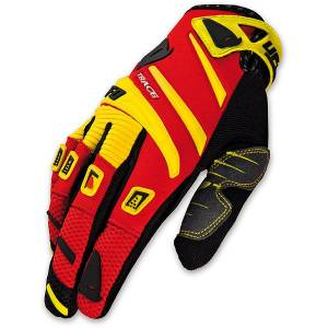 2016 UFO Adult Trace Gloves - Yellow