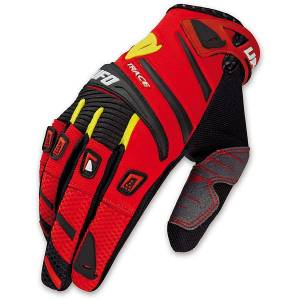 2016 UFO Adult Trace Gloves - Red