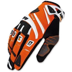 UFO Adult Trace Gloves - Orange