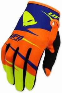 2017 UFO Revolt Motocross Gloves - Orange