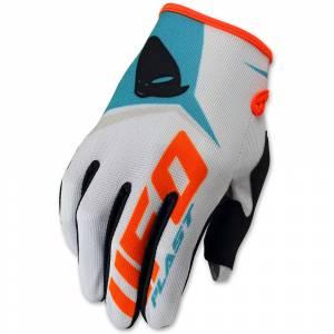 UFO Grey Vanguard MX Gloves