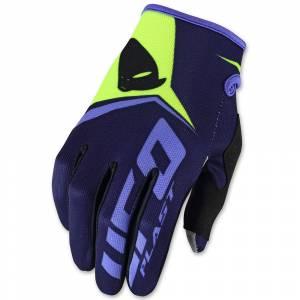 UFO Purple Vanguard MX Gloves