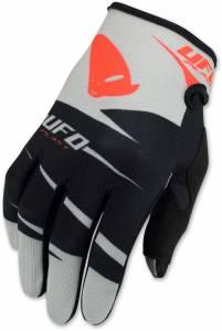 UFO Black Hydra MX Gloves