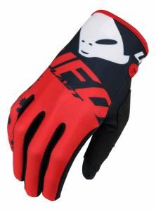 UFO Mizar Red Motocross Gloves