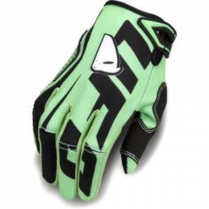 UFO Blaze Acqua Marina Motocross Gloves