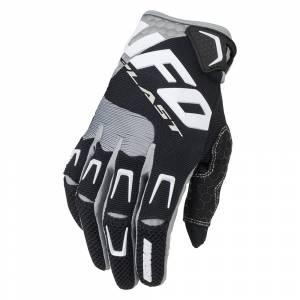UFO Iridium Black Motocross Gloves