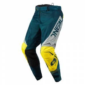 ONeal Hardwear Surge Blue Grey Motocross Pants