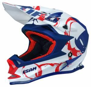 UFO Kids ESAN Motocross Helmet
