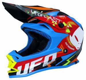 UFO Kids Electroshock Motocross Helmet