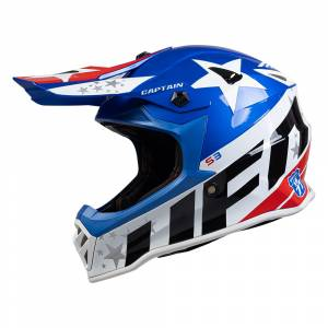 UFO Kids Captain Motocross Helmet