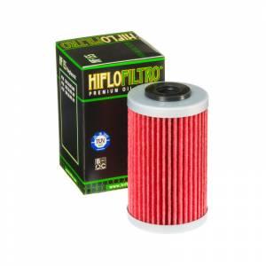 Hiflofiltro HF155 - Premium Oil Filter