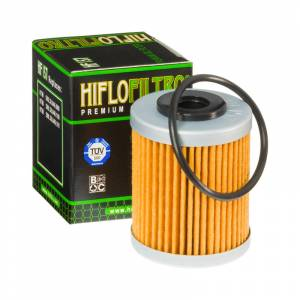 Hiflofiltro HF157 - Premium Oil Filter