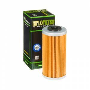 Hiflofiltro HF611 - Premium Oil Filter
