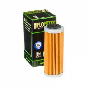 Hiflofiltro HF652 - Premium Oil Filter