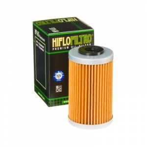 Hiflofiltro HF655 - Premium Oil Filter