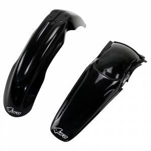UFO Fender Kit Honda CR 125 250 (00-01) Black