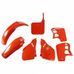 UFO Plastic Kit Honda CR 500 (89-90) Orange