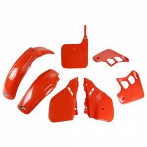 Honda Plastic Kit CR 250 (88-89) CR Orange