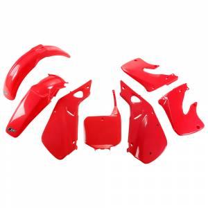 Honda Plastic Kit CR 125 (98-99) CR 250 (97-99) CR Red