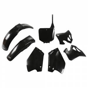 Honda Plastic Kit CR 125 (95-97) CR 250 (95-96) Black