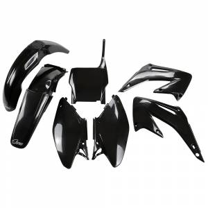 Honda Plastic Kit CR 125 250 (05-07) Black