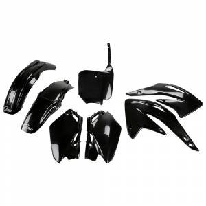 Honda Plastic Kit CR 85 (03-21) Black