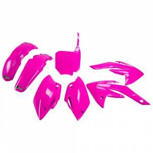 Honda Plastic Kit CRF 150 (07-21) Neon Pink