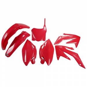 Honda Plastic Kit CRF 250 (2008) CR-CRF Red
