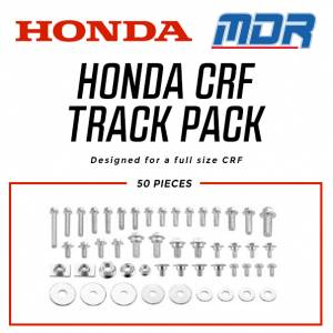 MDR Factory Style Track Pack Kit for Honda CR CRF