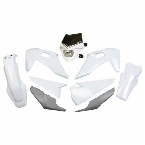 UFO Plastic Kit Husqvarna TE-TX FE OEM