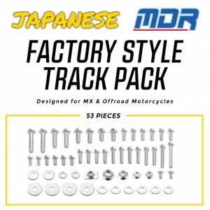 MDR Factory Style Track Pack Kit for Kawasaki, Yamaha & Suzuki
