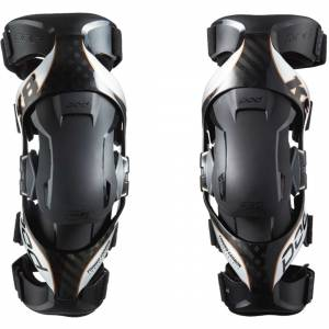 POD K8 Forged Carbon Unbreakable Knee Brace Pair