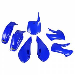 Kawasaki Plastic Kit KLX 110 Reflex Blue