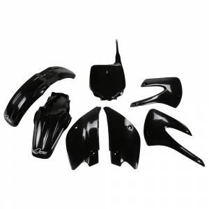 Kawasaki Plastic Kit KX 85 Black
