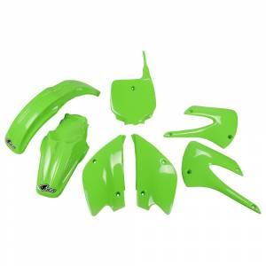 Kawasaki Plastic Kit KX 85 KX Green