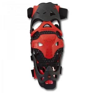 UFO Morpho Fit Knee Brace Red Left Side