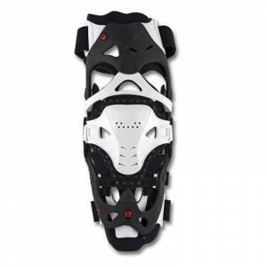 UFO Morpho Fit White Knee Brace Left Side