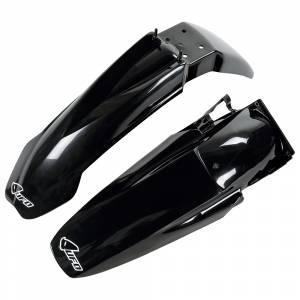UFO KTM Fender Kit Black