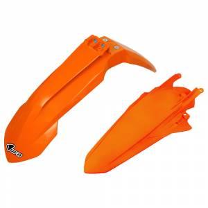 UFO Fender Kit KTM EXC EXC-F (2020) KTM Orange