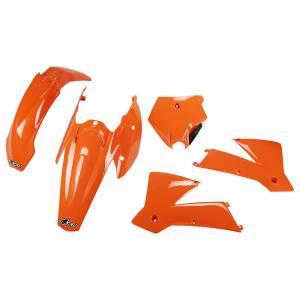 UFO KTM Plastic Kit Orange